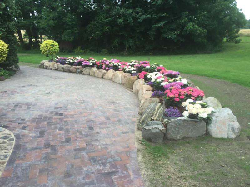 Anlægsgartner til etablering af flisegang i din have